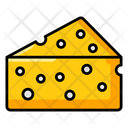 Cheese Cheddar Cheese Cheese Piece Icon