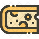 Cheese Slice Food Icon