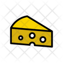 Cheese Bakery Sweet Icon