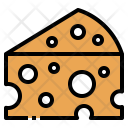 Butter Cheese Dairy Icon