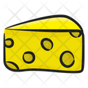 Cheese Cheese Slice Cheese Piece Icon