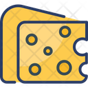 Cheese Butter Cheddar Icon