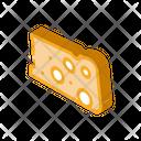 Slice Cheese Piece Icon