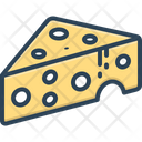Cheese Cooking Cuisine Icon