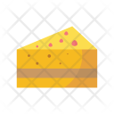 Cheese Food Piece Icon
