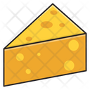 Cheese Sweets Delicious Icon