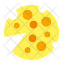 Cheese Food Indian Icon