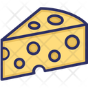 Cheese Butter Dairy Icon