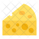 Cheese Food Butter Icon