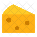 Cheese Sweet Food Icon