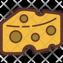 Cheese Food Dish Icon