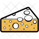 Cheese Food Dairy Product Icon