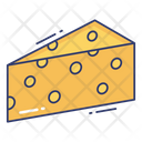 Cheese Milky Fattening Icon