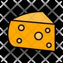 Cheese Bakery Eat Icon