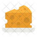 Cheese Food Healthy Icon