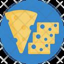 Keto Diet Cheese Ketogenic Icon