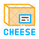 Cheese Bar Dairy Icon