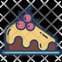 Cheese Cake Icon