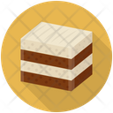 Cheesecake Cake Slice Cake Piece Icon