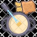 Cheese Fondue Icon