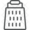 Grater Cheese Cheese Crusher Icon