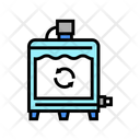 Cheese Making Process Icon