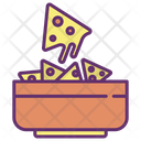 Icheese Nahcos Cheese Nachos Nachos Chip Icon