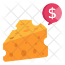 Cheese Price Icon
