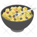 Cheese Salad Icon