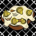 Cheese Salad Icon