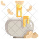 Cheese Sauce Ketchup Bottle Spice Bottle Icon