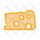 Slice Cheese Piece Icon