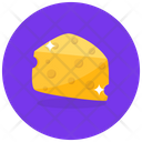 Cheese Slice Dairy Product Cheese Icon