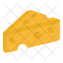 Cheese Cheddar Cheese Cheese Slice Icon