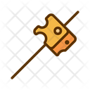 Cheese stick Icon