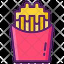 Cheesy Fries Icon