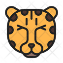 Cheetah Animal Mammals Icon