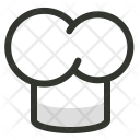 Chef Hat Cook Icon