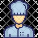 Chef Cook Restaurant Icon