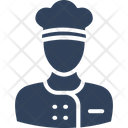 Chef Cooker Restaurant Icon