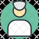 Chef Avatar Cooker Icon