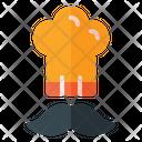 Chef Chef Hat Chef Cap Icon