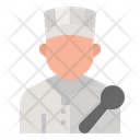 Chef Cook Restaurant Icon