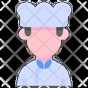 Chef Man Avatar Icon
