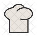 Chef Hat Cooking Icon