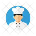 Chef Kitchen Cooking Icon