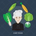 Chef Food Human Icon