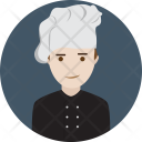 Chef People Work Icon