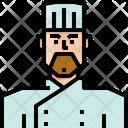 Occupation Avatar Chef Icon