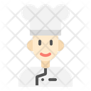 Chef Cook Cooking Icon